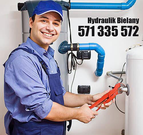 hydraulik z Bielan